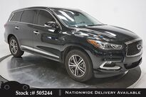 INFINITI QX60 CAM,SUNROOF,HTD STS,18IN WLS,3RD ROW 2016