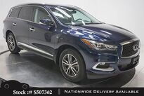 INFINITI QX60 CAM,SUNROOF,HTD STS,18IN WLS,HID LIGHTS,3RD ROW 2016