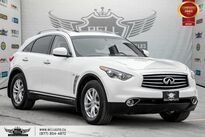 INFINITI QX70 AWD, NO ACCIDENT, REAR CAM, SUNROOF, COOLED SEATS 2016