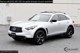 2016_INFINITI_QX70_RARE Sport Package, Premium Package & CPO Certified!_ Fremont CA