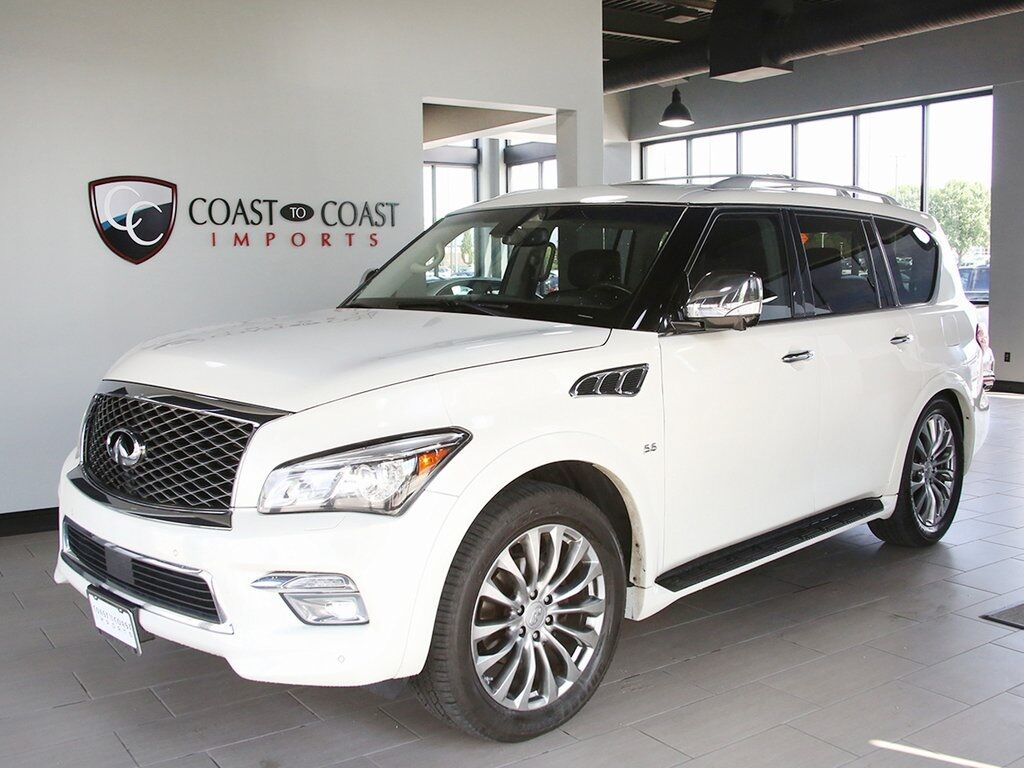 2016 INFINITI QX80 Fishers IN