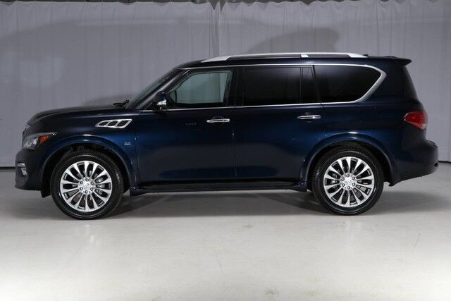 2016 INFINITI QX80 4WD 7-Passenger West Chester PA