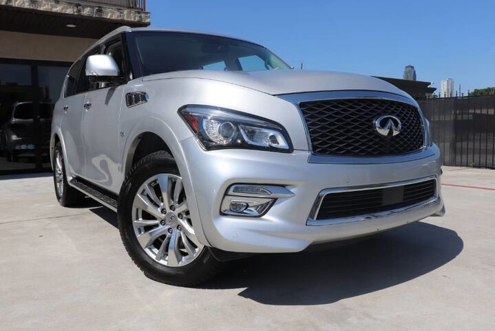 2016 INFINITI QX80 AWD,THEATER PKG,DRIVER ASSIST,LOADED! Houston TX
