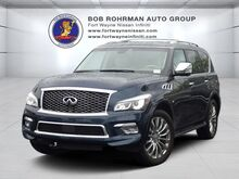 2016_INFINITI_QX80_Base_ Fort Wayne IN