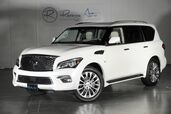 2016 INFINITI QX80 Drivers Assist Package Blind Spot Assist 22 Wheel Package