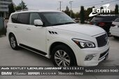 2016 INFINITI QX80 Driver's Assistance Package