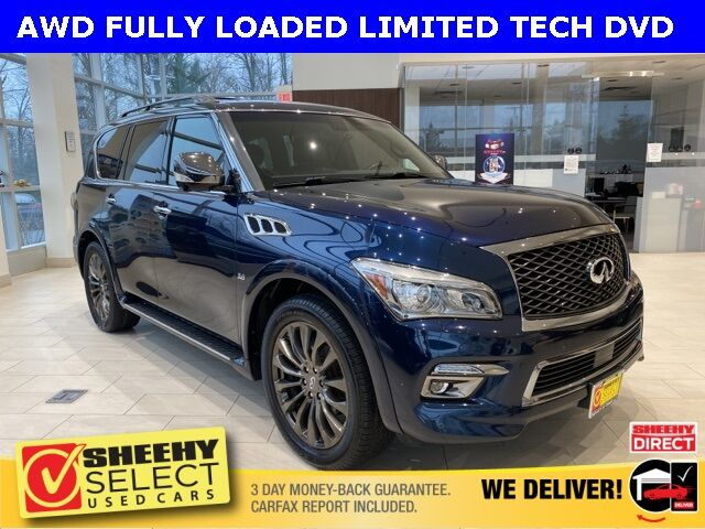 2016 INFINITI QX80 Limited Chantilly VA