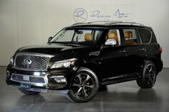 2016 INFINITI QX80 Signature Edition 4WD / Blind Spot Monitor / Adaptive Crusie
