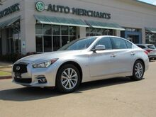 2016_Infiniti_Q50_2.0t SUNROOF, BACKUP CAM, BLUETOOTH, LEATHER, PUSH BUTTON, SAT RADIO_ Plano TX