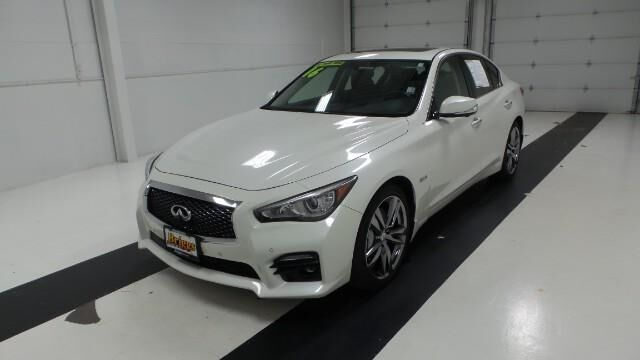 2016 Infiniti Q50 4dr Sdn 3.0t Red Sport 400 AWD Manhattan KS