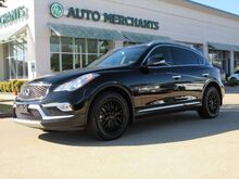 2016_Infiniti_QX50_Base RWD, LEATHER, NAV, SAT RADIO, BLUETOOTH, HEATED SEATS, BACKUP CAMERA, SUNROOF, BOSE STEREO_ Plano TX