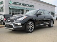 2016_Infiniti_QX50_Base RWD NAV, BLIND SPOT, LANE DEPART, BACKUP CAM, HTD STS, BLUETOOTH, SUNROOF, PUSH BUTTON, BOSE_ Plano TX