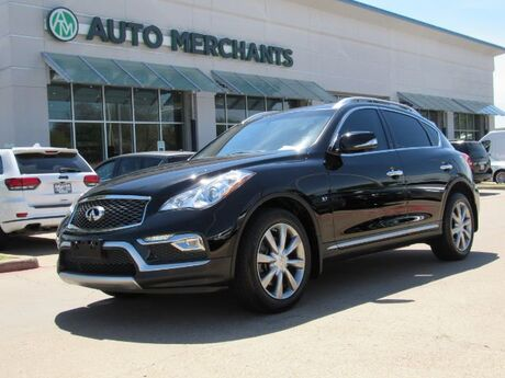 2016 Infiniti QX50 *Premium Plus Package, Premium Package* LEATHER, NAVIGATION, SUNROOF, HTD SEATS, BACKUP CAMERA Plano TX