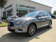 2016_Infiniti_QX60_AWD *PREMIUM PKG, PREMIUM PLUS PKG* LEATHER, SUNROOF, 3RD ROW, NAVIGATION, UNDER FACTORY WARRANTY_ Plano TX