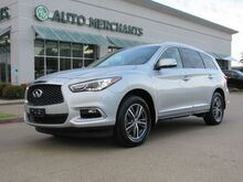 2016_Infiniti_QX60_AWD *Premium Package* Premium Plus Package* Sun/Moonroof , Leather, 3rd Row Seat, Back-Up Camera_ Plano TX