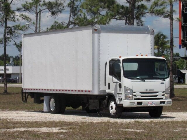2016 Isuzu NRR 24' Dry Freight Truck with 1500 lb lift gate Homestead FL