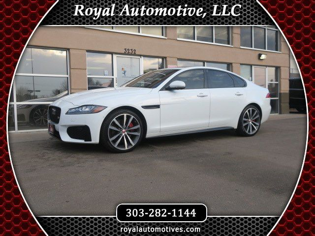 2016 JAGUAR XF S Englewood CO