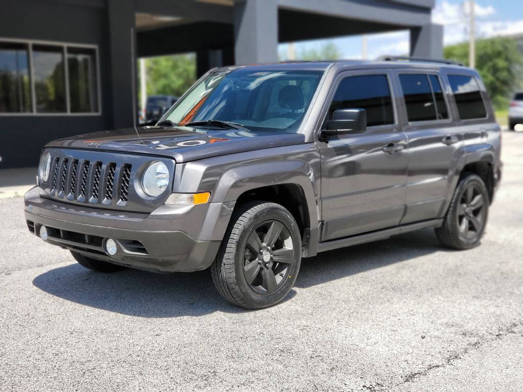 2016 JEEP PATRIOT LATITUD LATITUDE