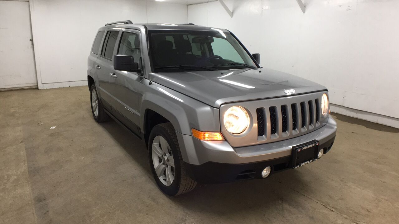 2016 JEEP PATRIOT LATITUDE Oneonta NY