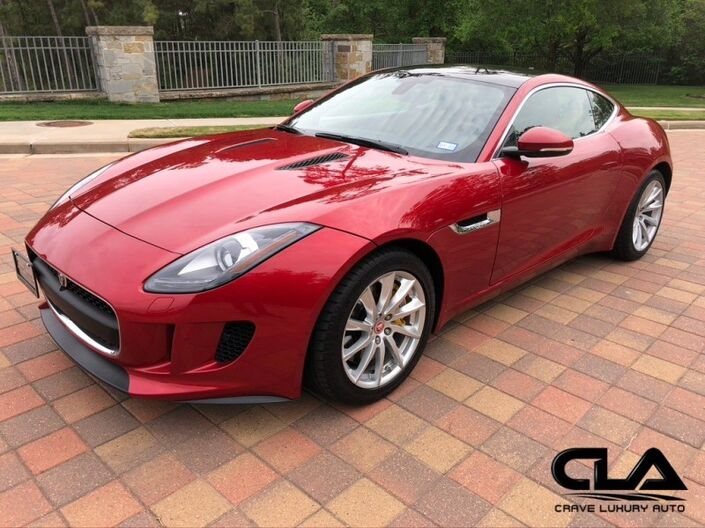 2016 Jaguar F-TYPE  The Woodlands TX