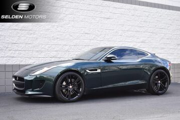 2016_Jaguar_F-TYPE__ Willow Grove PA