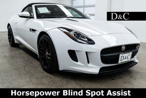 2016_Jaguar_F-TYPE_340 Horsepower Blind Spot Assist_ Portland OR