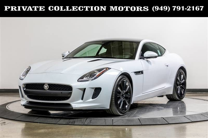 2016_Jaguar_F-TYPE_6 Speed Manual_ Costa Mesa CA