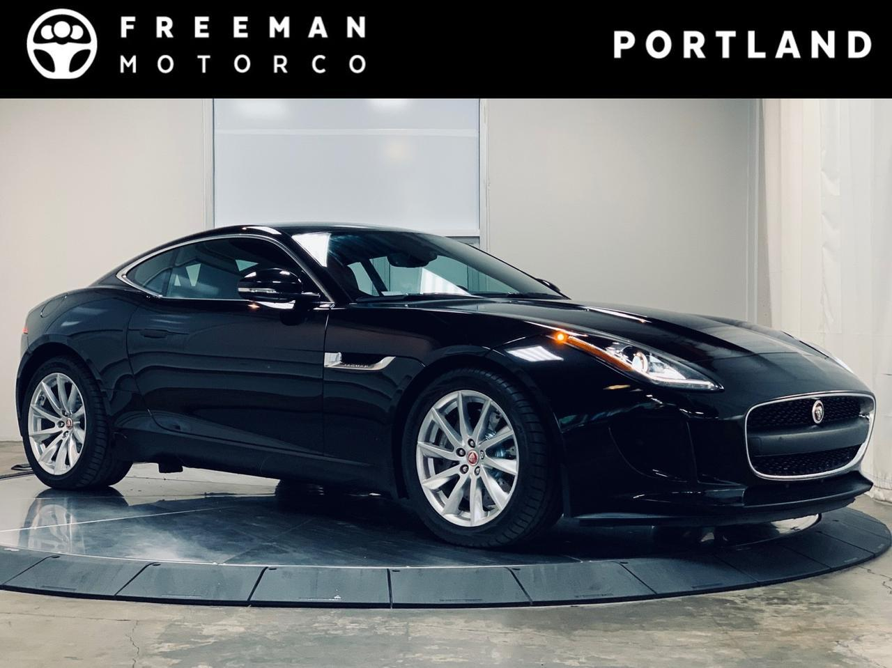2016 Jaguar F-TYPE Blind Spot Monitor Switchable Active Exhaust Portland OR