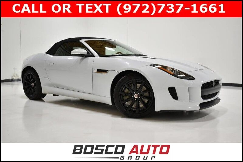 2016 Jaguar F-TYPE Convertible Flower Mound TX