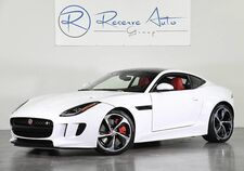 2016 Jaguar F-TYPE R Factory Aerokit Black Pack 3 Vision Pack