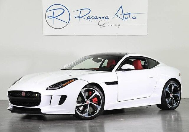 2016 Jaguar F-TYPE R Factory Aerokit Black Pack 3 Vision Pack The Colony TX