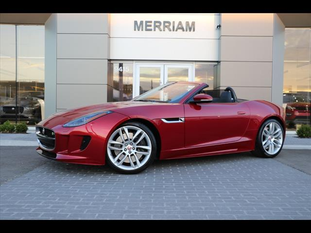 2016 Jaguar F-TYPE R Merriam KS
