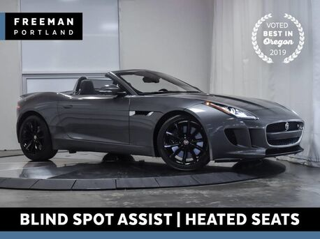 2016_Jaguar_F-TYPE_S Convertible Heated Seats Blind Spot Assist Nav_ Portland OR