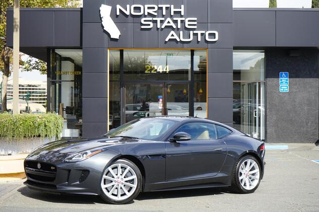 2016_Jaguar_F-TYPE_S_ Walnut Creek CA