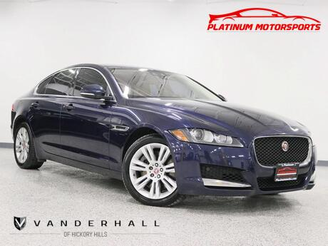 2016 Jaguar XF 35t Premium AWD Auto Moonroof Nav Back Up Camera Leather Fully Loaded Hickory Hills IL