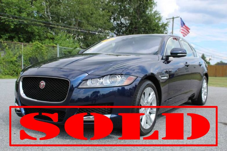 2016 Jaguar XF 35t Premium New Castle DE