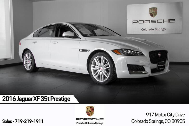 2016 Jaguar XF 35t Prestige Colorado Springs CO