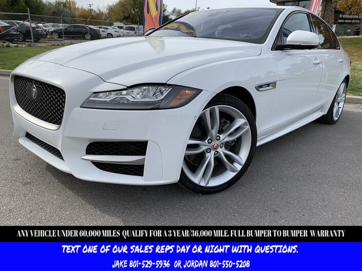 2016 Jaguar XF 35t R-Sport Salt Lake City UT