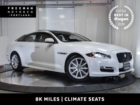 2016_Jaguar_XJ_R-Sport 8k Miles Climate Seats Back-Up Cam Pano_ Portland OR