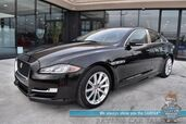 2016 Jaguar XJ R-Sport / AWD / Supercharged V6 / Front & Rear Heated & Cooled Leather Seats / Heated Steering Wheel / Meridian Speakers / Dual Sunroof / Navigation / Blind Spot Alert / Back Up Camera / Only 43k Miles