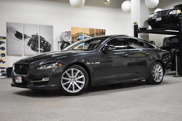 2016 Jaguar XJ R-Sport Boston MA