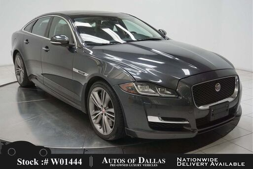 2016_Jaguar_XJ_Supercharged NAV,CAM,PANO,4-CLMT STS,20IN WLS_ Plano TX