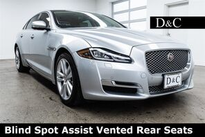 2016_Jaguar_XJ_XJL Portfolio Blind Spot Assist Vented Rear Seats_ Portland OR