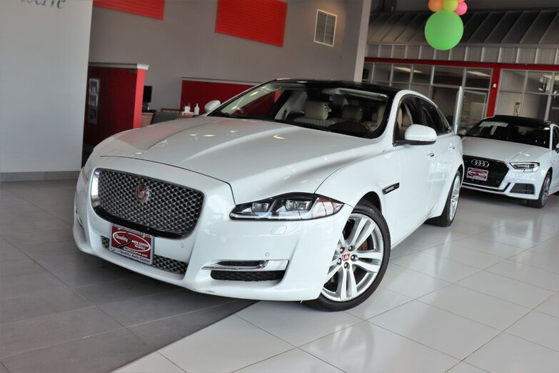 2016 Jaguar XJ XJL Portfolio Heated Steering And Windshield 1 Owner Springfield NJ