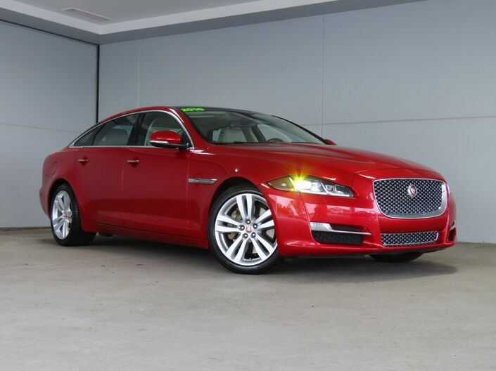 2016 Jaguar XJ XJL Portfolio Merriam KS