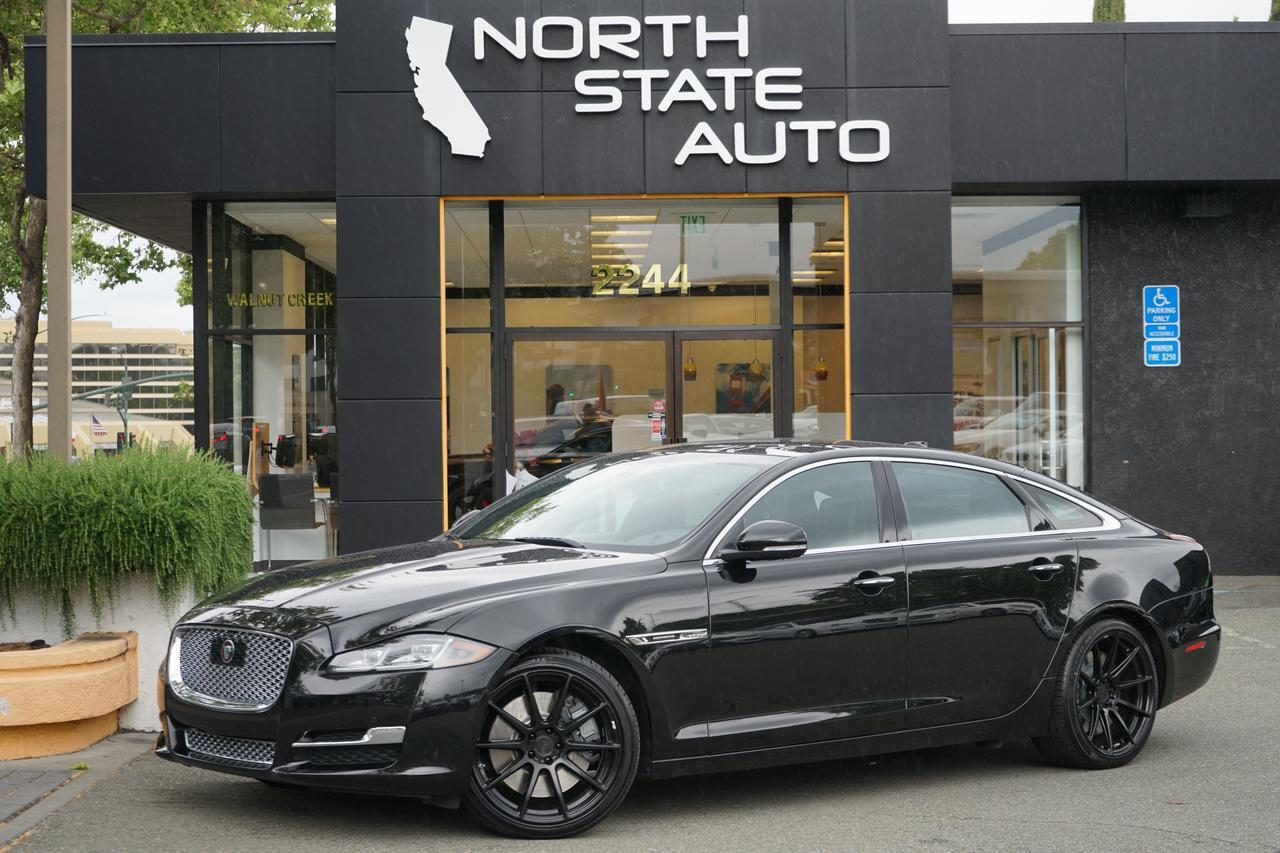 2016 Jaguar XJ XJL Supercharged Walnut Creek CA