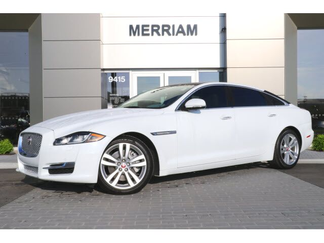 2016 Jaguar XJL Portfolio Merriam KS