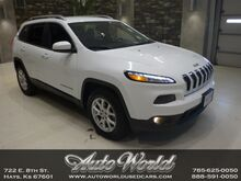 2016_Jeep_CHEROKEE LATITUDE 4X4__ Hays KS