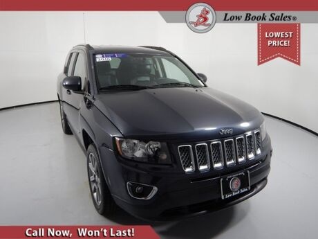 2016 Jeep COMPASS High Altitude Edition Salt Lake City UT