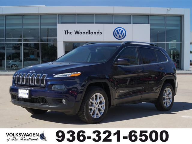 2016 Jeep Cherokee 4D SUV 4WD The Woodlands TX